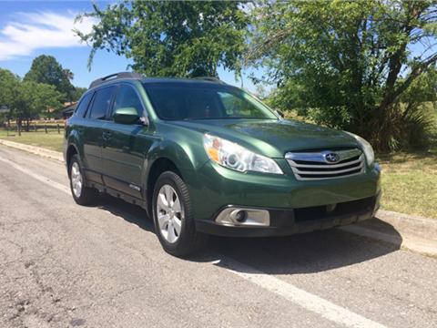 2012 Subaru Outback for sale in San Antonio, TX