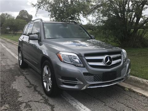 2013 Mercedes-Benz GLK for sale in San Antonio, TX