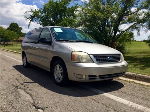 2005 Ford Freestar for sale in San Antonio, TX