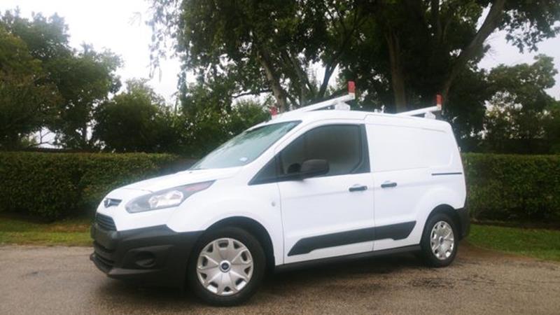 8e59835757 2015 Ford Transit Connect Cargo XL 4dr SWB Cargo Mini-Van w Rear Cargo