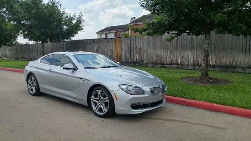 2012 Bmw 6 Series 650i 2dr Coupe In Houston TX - Cowboy\'s Automotive
