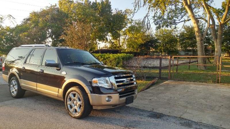 Ford Expedition El King Ranch Sport Utility D Houston Tx