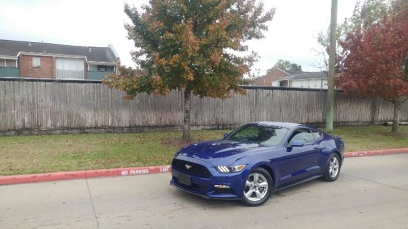 2016 ford mustang for sale in houston tx. Black Bedroom Furniture Sets. Home Design Ideas
