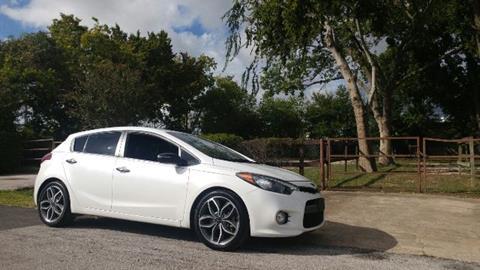2015 Kia Forte5 for sale in Houston, TX
