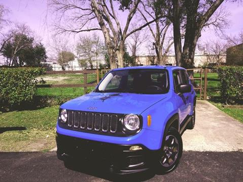 2015 Jeep Renegade for sale in Houston, TX