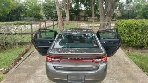 2015 Dodge Dart for sale in Houston, TX