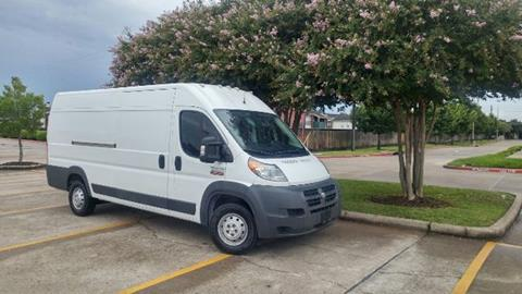 2016 RAM ProMaster Cargo for sale in Houston, TX