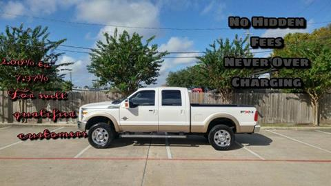2011 Ford F-250 Super Duty for sale in Houston, TX