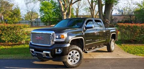 2015 GMC Sierra 2500HD for sale in Houston, TX