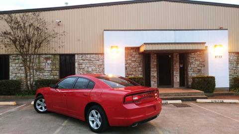 2014 Dodge Charger for sale in Houston, TX