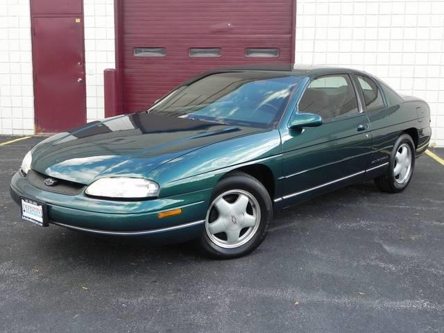 1999 chevrolet monte carlo used cars for sale autos post. Black Bedroom Furniture Sets. Home Design Ideas
