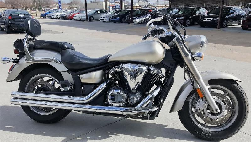 2008 Yamaha V STAR 1300 XVS 1300 - Wichita KS