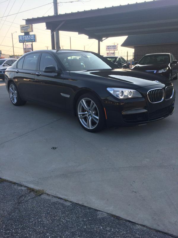 2013 BMW 7 Series 740Li 4dr Sedan - Wichita KS