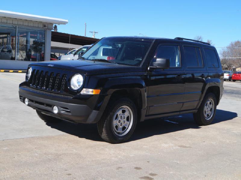 2016 Jeep Patriot  - Wichita KS