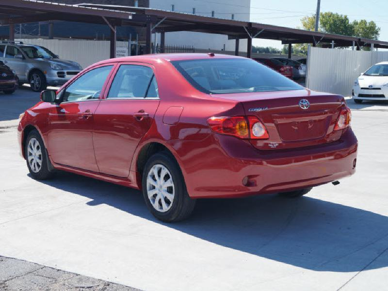 2010 Toyota Corolla 4dr Sedan 4A - Wichita KS