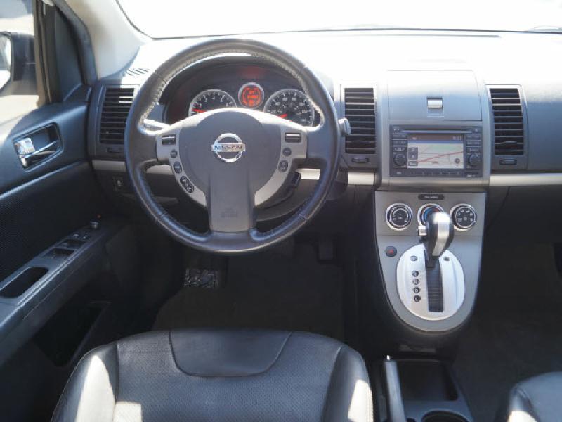 2012 Nissan Sentra 2.0 4dr Sedan 6M - Wichita KS