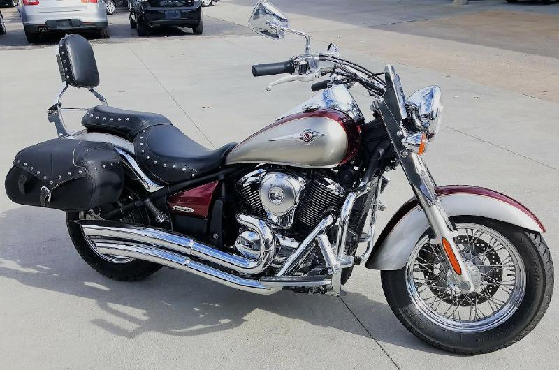 2009 Kawasaki VN900 VULCAN  - Wichita KS