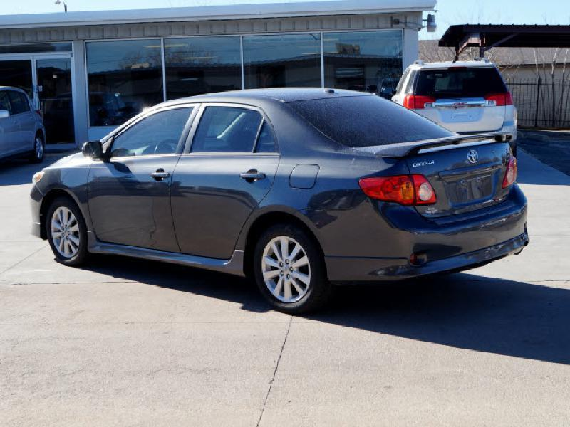 2009 Toyota Corolla 4dr Sedan 4A - Wichita KS