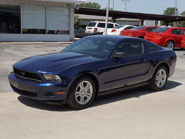 2012 FORD Mustang for sale in Wichita KS