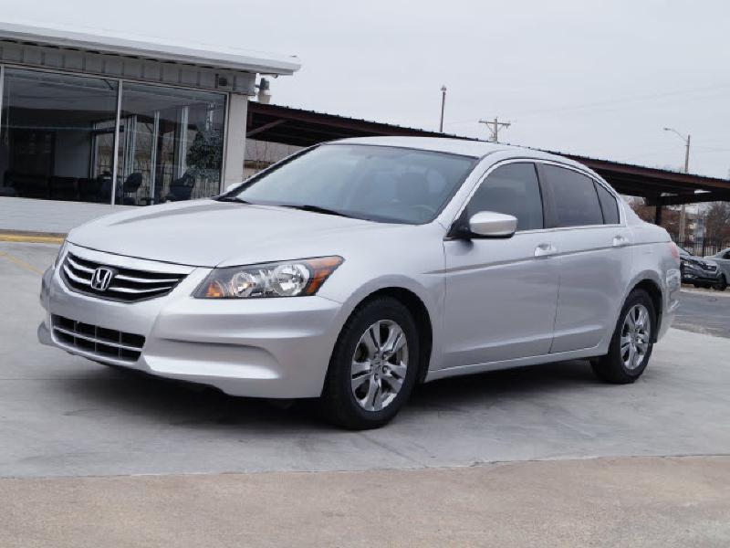2011 Honda Accord Se 4dr Sedan In Wichita Ks Kansas Auto