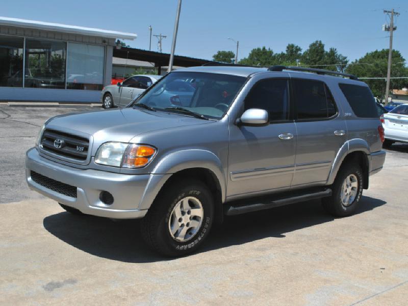 Toyota Sequoia For Sale In Wichita Ks