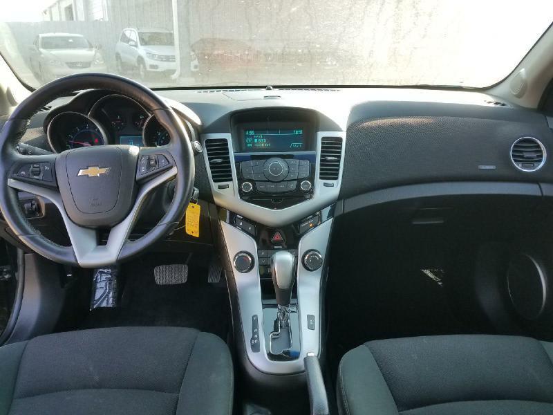2012 Chevrolet Cruze LT 4dr Sedan w/1LT - Wichita KS