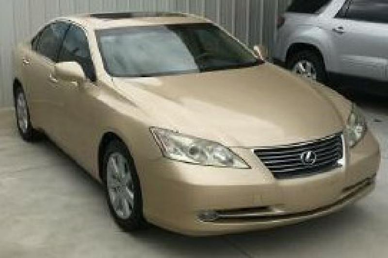 2007 Lexus ES 350 4dr Sedan - Wichita KS