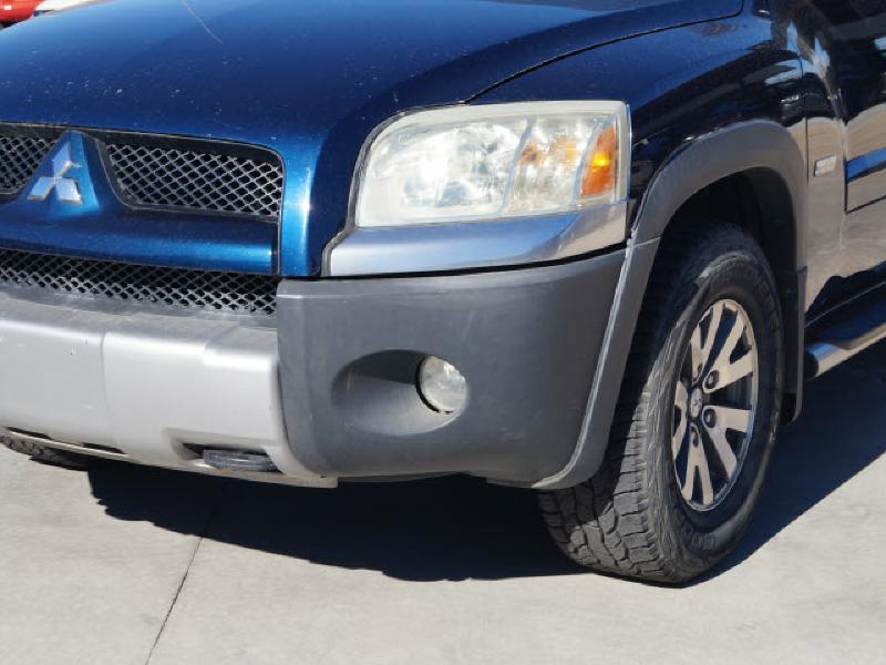 2006 Mitsubishi Raider Duro Cross V8 4dr Double Cab 4WD SB - Wichita KS