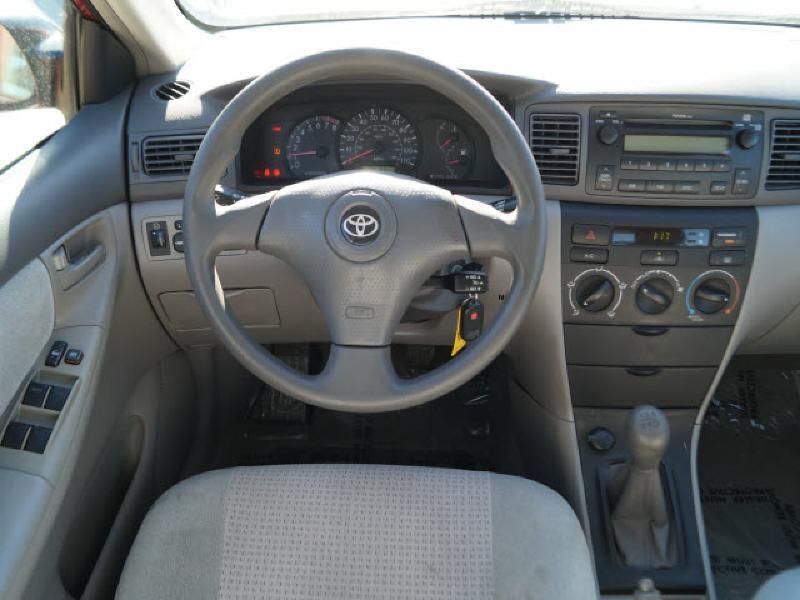 2008 Toyota Corolla MAN S (SE) - Wichita KS