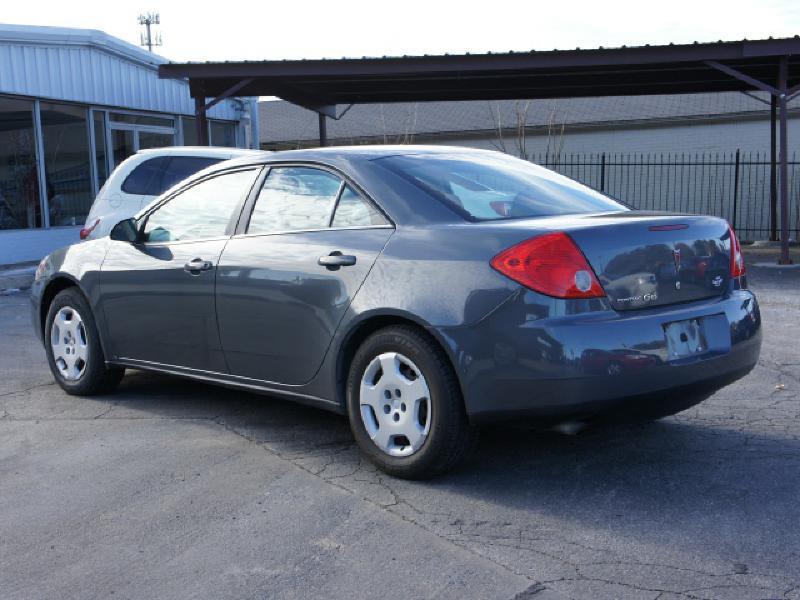2008 Pontiac G6 Value Leader 4dr Sedan - Wichita KS