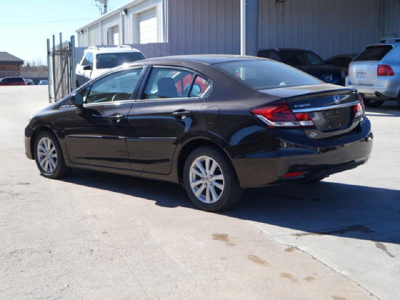 2013 Honda Civic LX 4dr Sedan 5A - Wichita KS