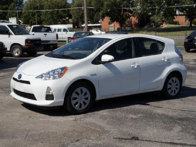 Toyota Prius C For Sale In Kansas Carsforsale Com