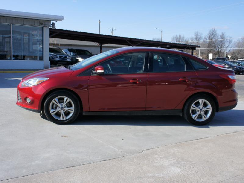 2013 Ford Focus SE 4dr Sedan - Wichita KS