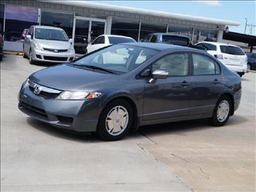 2010 Honda Civic for sale in Wichita, KS