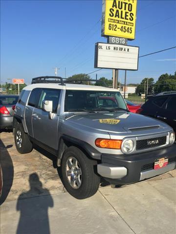 2007 Toyota FJ Cruiser for sale in Wichita, KS