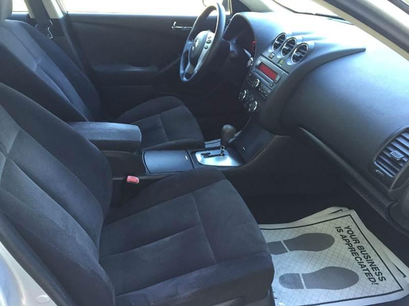 2007 Nissan Altima 2.5 S 4dr Sedan (2.5L I4 CVT) - Merrillville IN