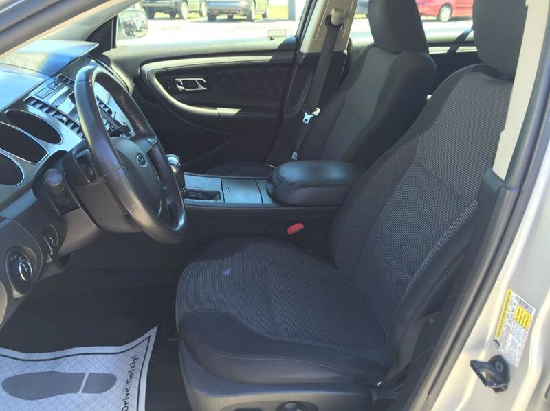 2010 Ford Taurus SEL 4dr Sedan - Merrillville IN