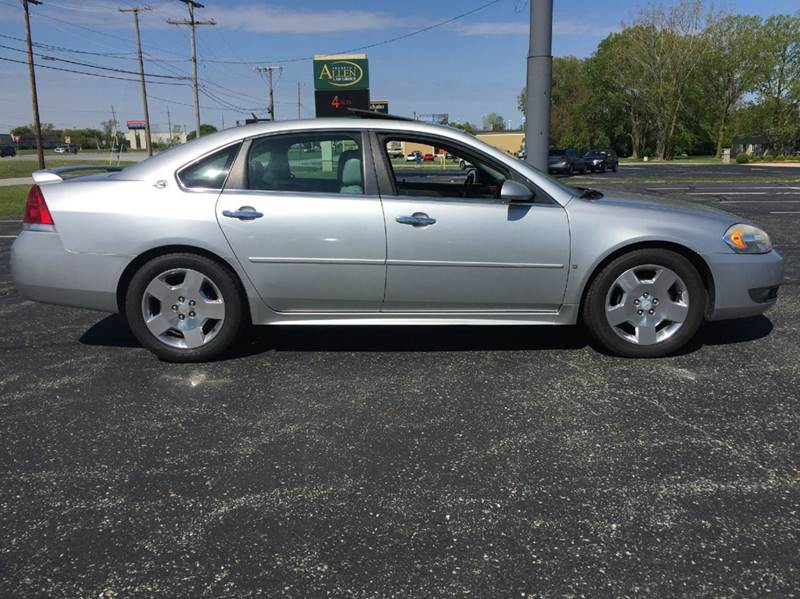 2009 Chevrolet Impala LTZ 4dr Sedan - Merrillville IN