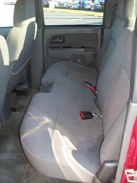 2006 Chevrolet Colorado LT 4dr Crew Cab 4WD SB - Merrillville IN
