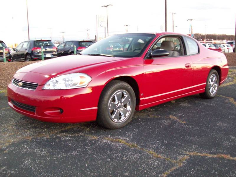 Chevrolet Monte Carlo For Sale In Glasgow Ky