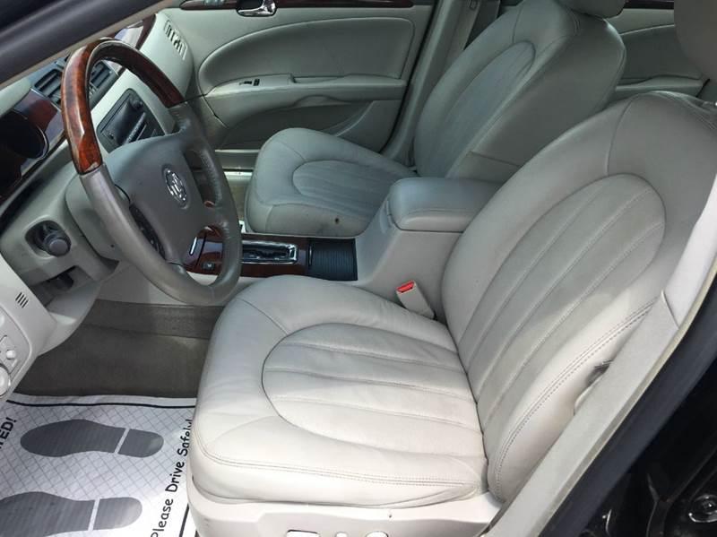 2009 Buick Lucerne CXL 4dr Sedan w/1XL - Merrillville IN