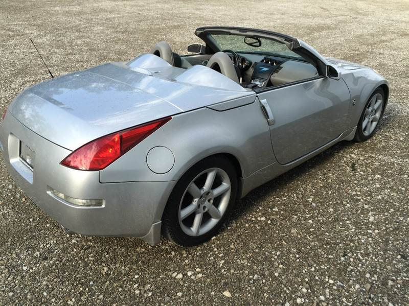2004 Nissan 350Z Enthusiast 2dr Roadster - Merrillville IN