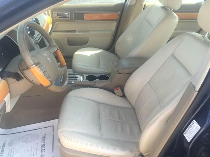 2007 Lincoln MKZ AWD 4dr Sedan - Merrillville IN