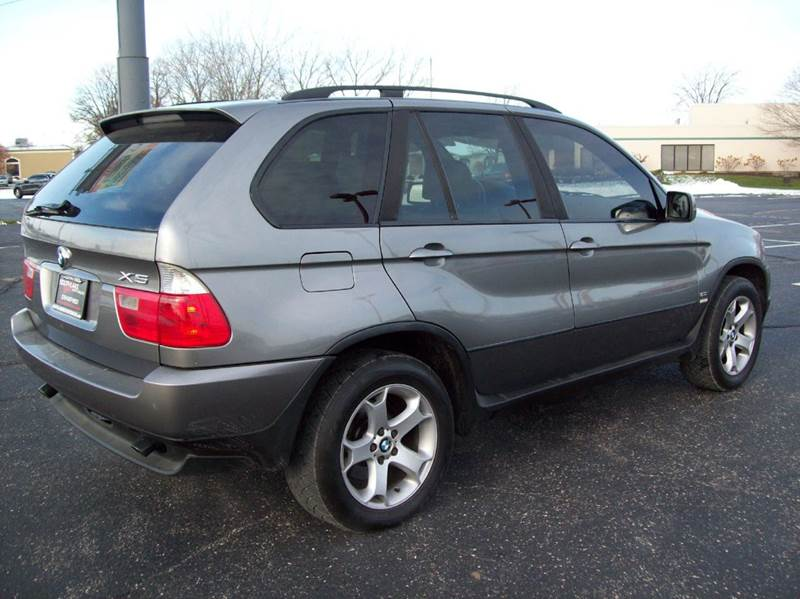 2005 BMW X5 AWD 3.0i 4dr SUV - Merrillville IN