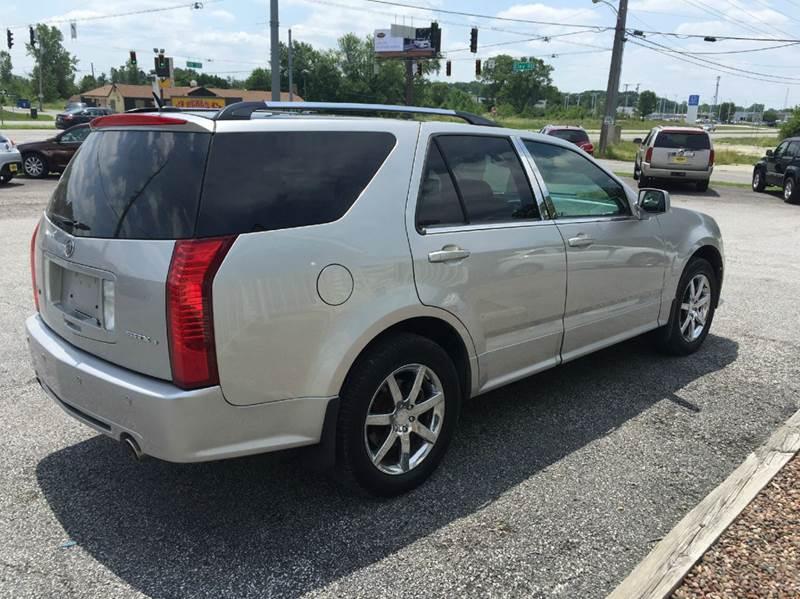 2007 Cadillac SRX AWD V8 4dr SUV ( 4.6L 8cyl 6A ) - Merrillville IN