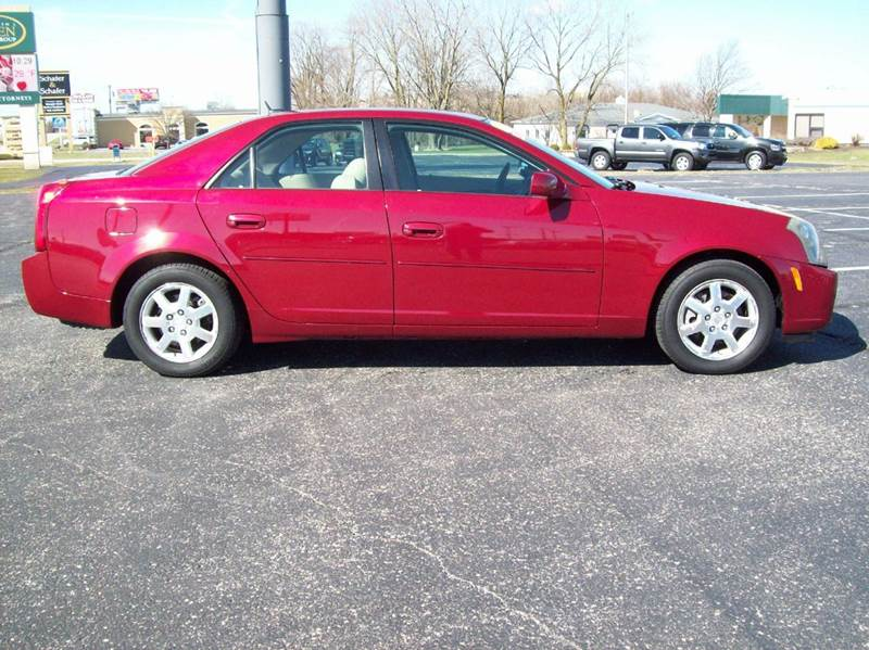 2005 Cadillac CTS 3.6 4dr Sedan - Merrillville IN