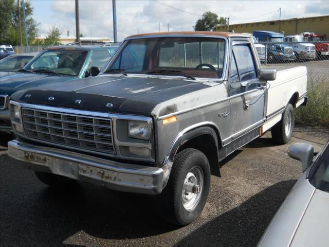 1981 FORD F-150 for sale in BLACKFOOT ID