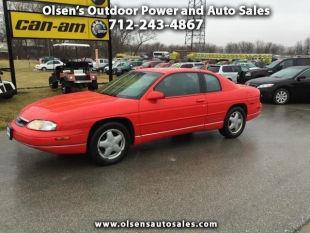 1999 Chevrolet Monte Carlo for sale in Atlantic, IA