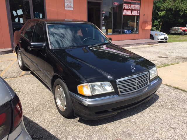 1999 mercedes benz c class c230 4dr supercharged sedan in for Mercedes benz york pa