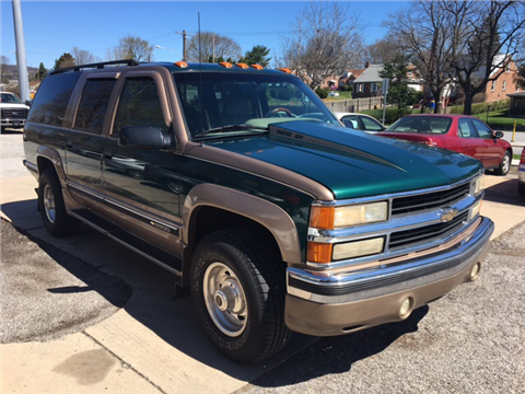 1996 Chevrolet Suburban for sale in York, PA